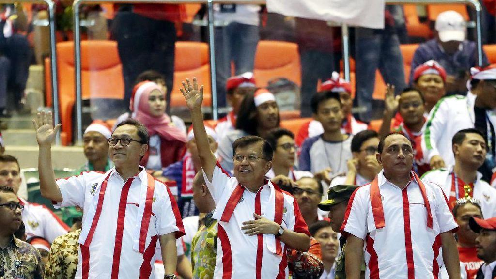 JK Tonton Final Piala AFF Suzuki Cup 2016