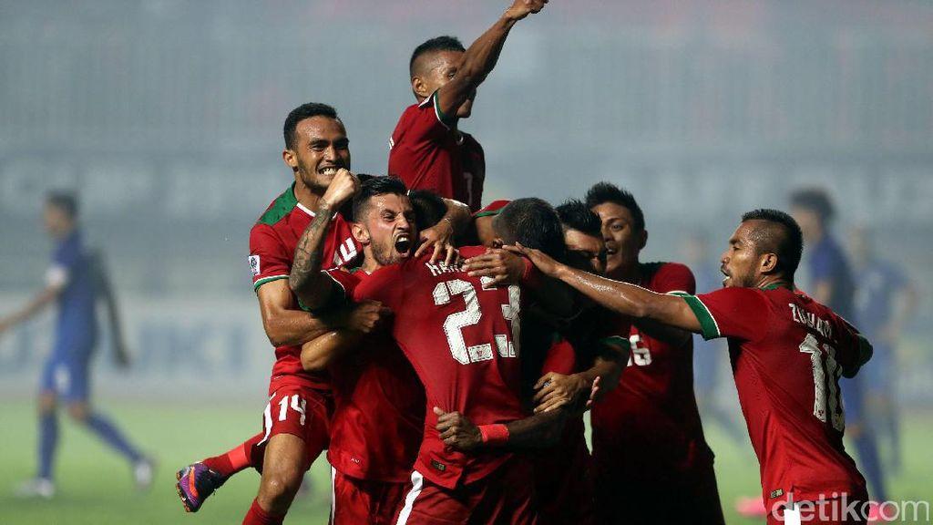 Menpora Doakan Timnas Indonesia Tetap Semangat dan Jadi Juara
