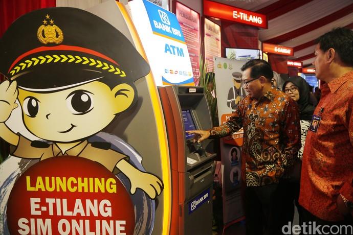 Bayar Tilang Online Bisa Lewat BRI