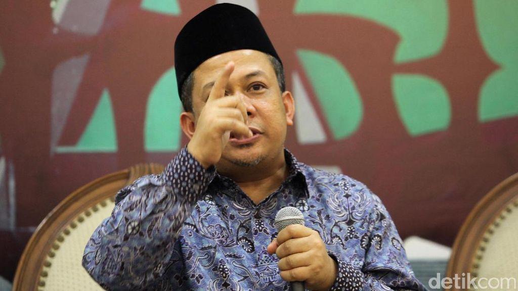 Fahri Hamzah: Banyak Penyidik Ilegal di KPK