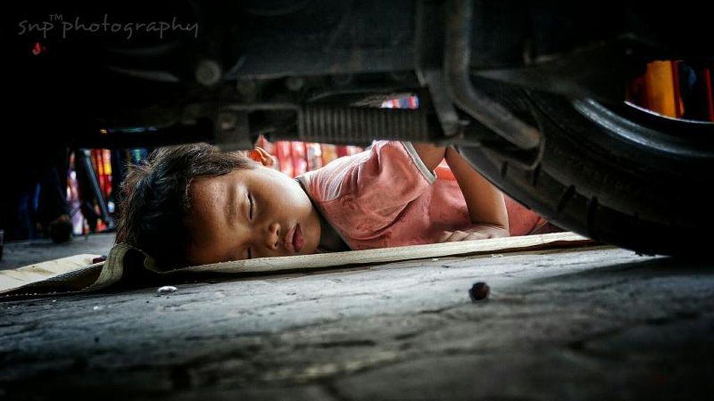 Sisi Lelap Anak Jalanan Ibukota