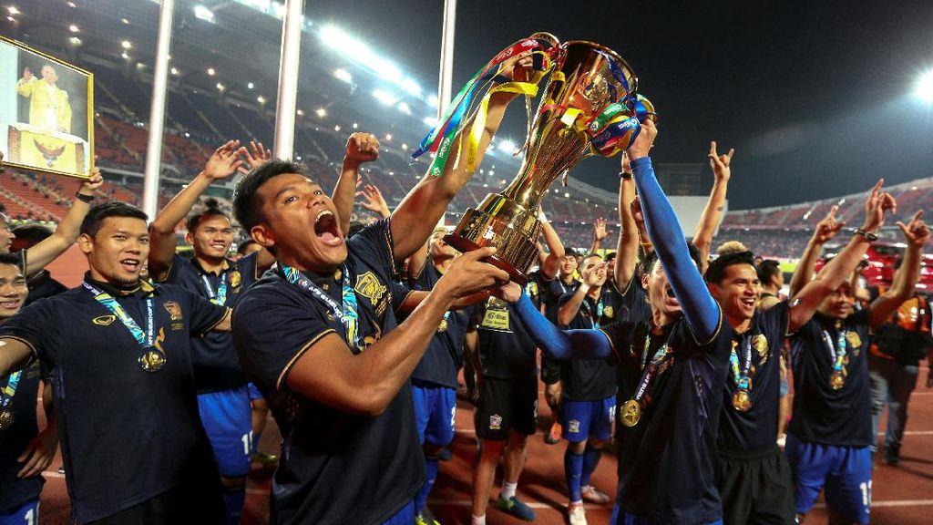 Riedl: Selamat untuk Thailand, Tim Terbaik Jadi Pemenang