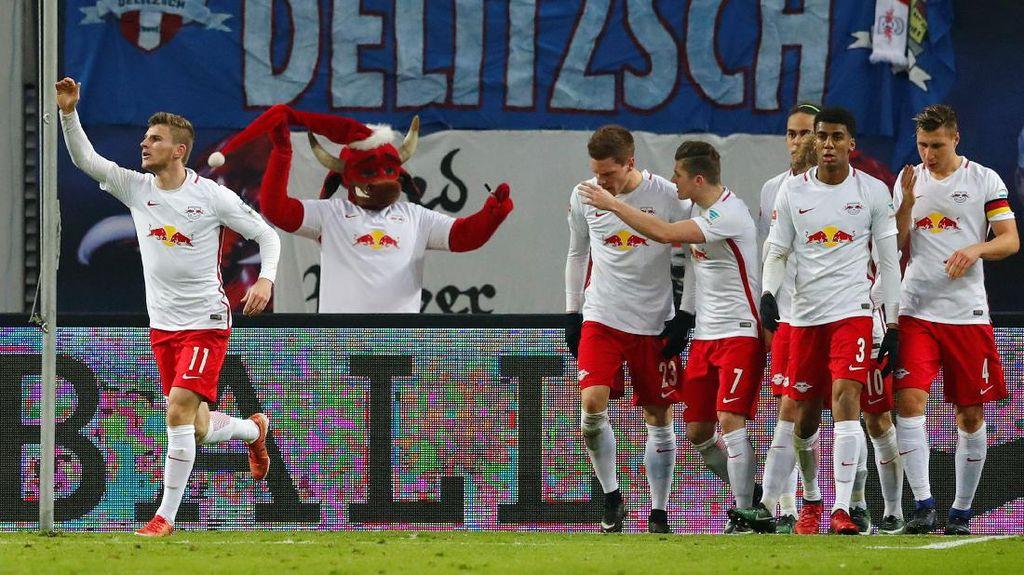 RB Leipzig dan RB Salzburg Tidak Boleh Sama-Sama Main di Liga Champions