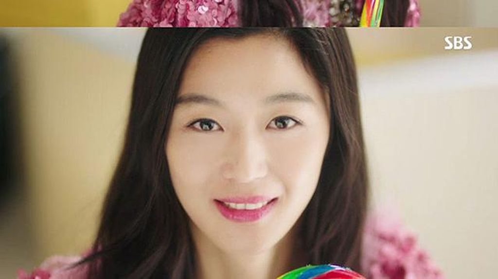 Lipstik Jun Ji Hyun di Drama Korea Legend Of The Blue Sea Jadi Buruan Wanita