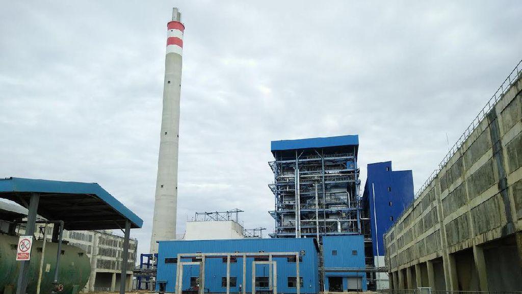Perkembangan Proyek 35.000 MW: 43% Pembangkit Listrik Sudah Dibangun