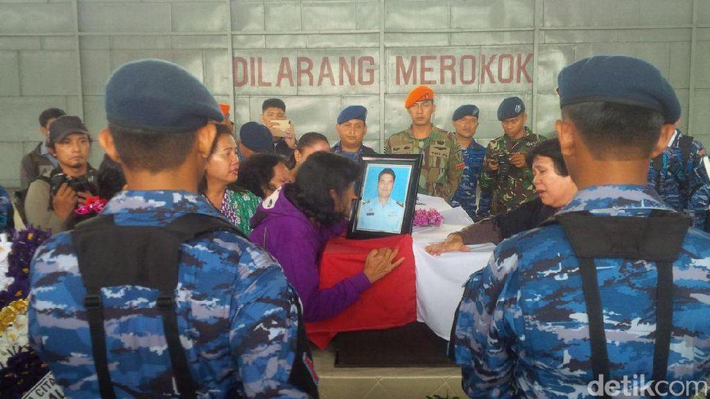 Jenazah Kapten Jhan Korban Hercules Jatuh Dimakamkan di Simalungun Besok
