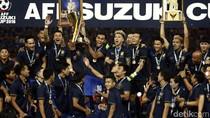 Piala AFF 2018 Resmi Diikuti 10 Negara