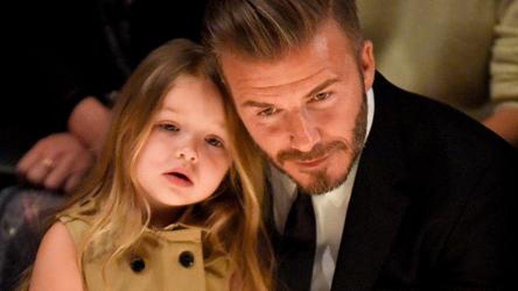 Baru Usia 5 Tahun, Putri Victoria Beckham Didaftarkan Jadi Merek Dagang