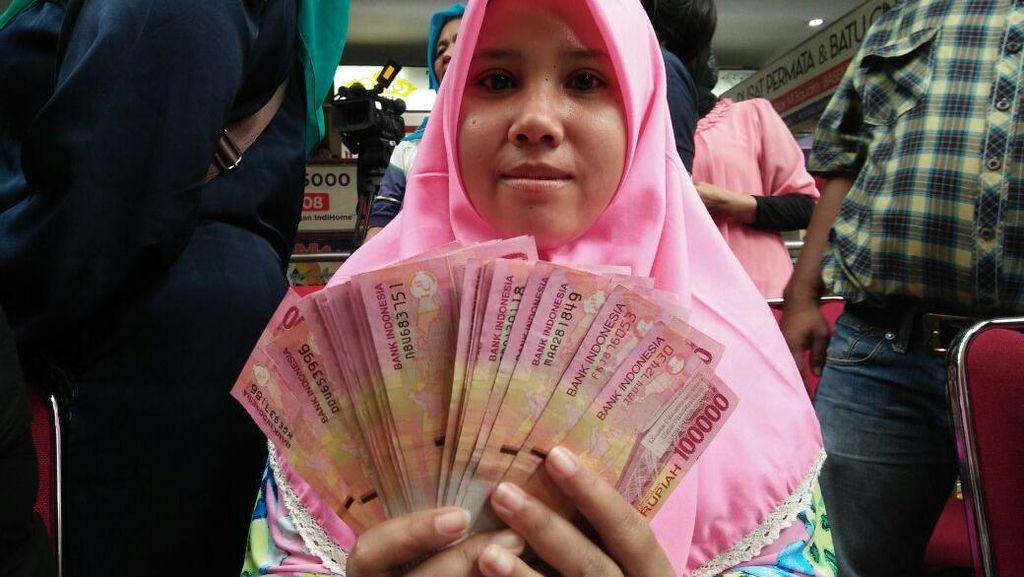 Tarik Tunai Jumlah Besar, Jangan Lupa Minta Pengamanan Bank