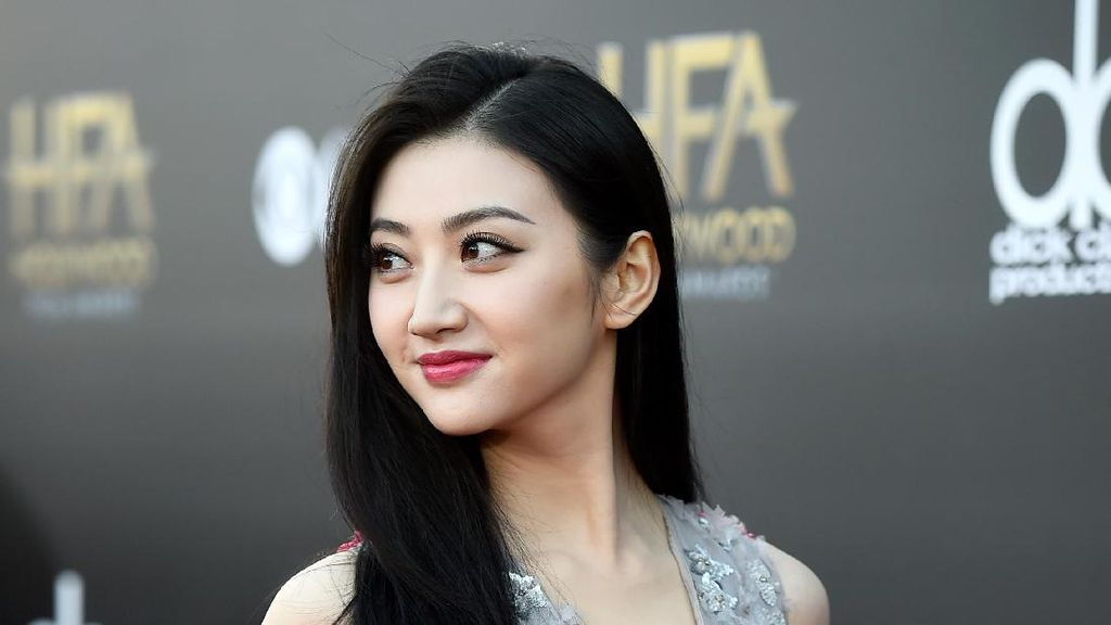 Cantiknya Jing Tian, Lawan Main Matt Damon di The Great Wall