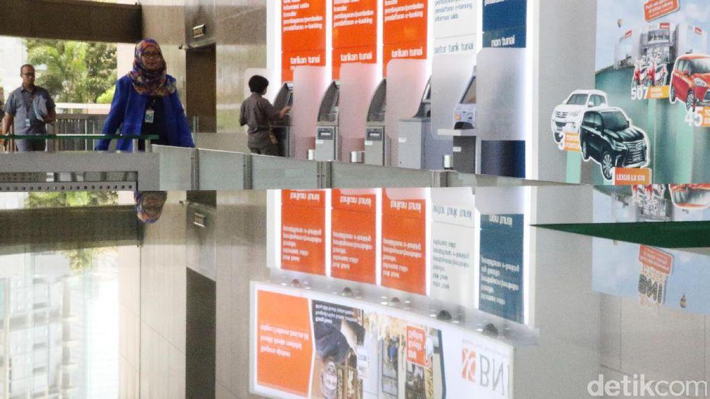Begini Cara Bank BUMN Tekan Biaya Transfer ATM