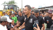 Agus Yudhoyono Janji Tingkatkan Skill Buruh Supaya Sejahtera