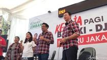 Kumpulkan Rp 50 M, Ahok akan Setop Penggalangan Dana Kampanye