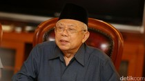 KH Maruf Amin: Pemahaman Agama Radikal Timbulkan Masalah Kebangsaan