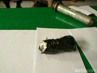 Penampakan Material Mirip Bom di Dalam Tas yang Hebohkan Ubud Bali