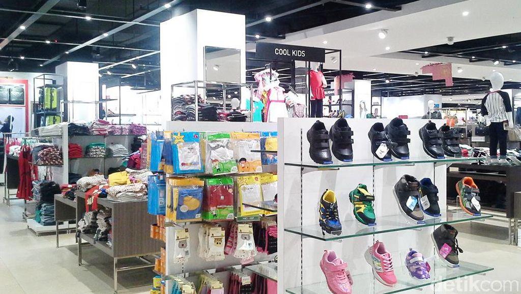 Tampil Segar dan Fashionable dengan Sepatu Anak dari Transmart Carrefour