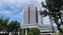 Rapat DPR-MA Hasilkan Daftar Nama Hakim Agung yang Ditolak
