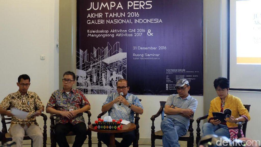Ikuti Festival Europalia 2017, Galeri Nasional Indonesia Kirim Empat Seniman