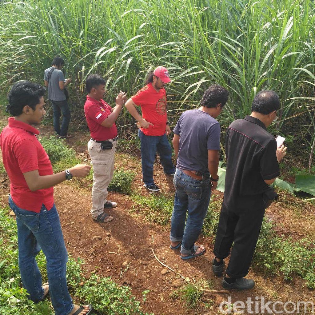 Pria Berpakaian Wanita Ditemukan Tewas di Kebun Tebu Semarang