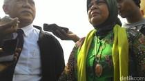 Marwah Daud Datangi Polda Jatim, Pertanyakan Rencana Pengosongan Padepokan