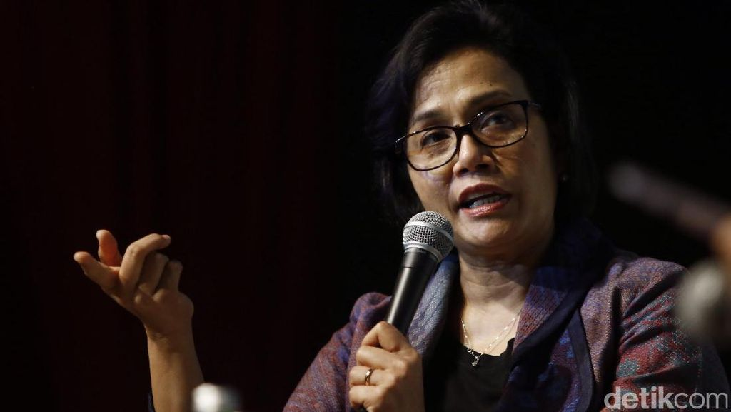 Sri Mulyani Minta 109 Pejabat Baru Lapor Harta Kekayaan dan SPT
