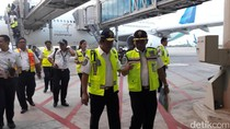 Jelang Libur Natal, Dirjen Perhubungan Udara Cek Persiapan Bandara