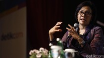 Pesan Sri Mulyani ke Kaum Muda: Hidup Anda Dibanjiri Ide, Jalankan!