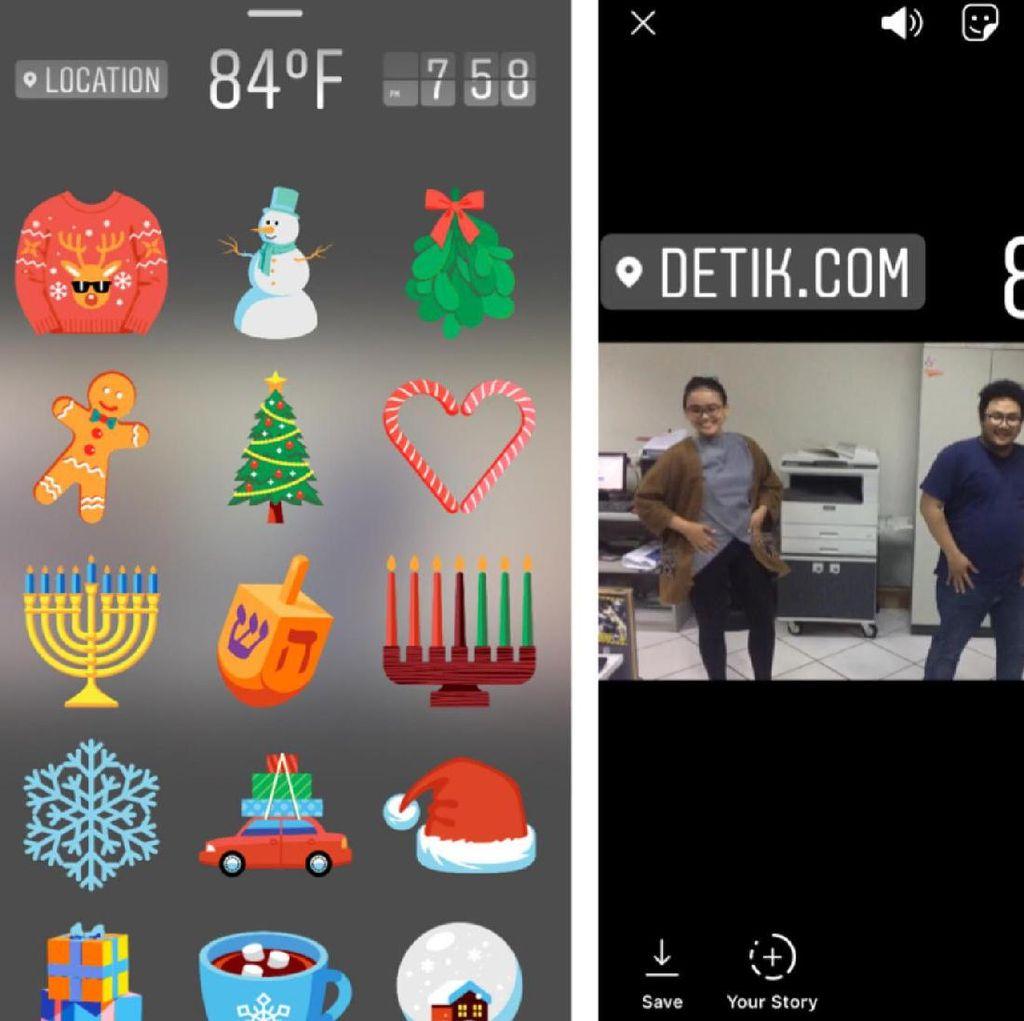 Cara Mudah Pasang Stiker di Instagram Stories