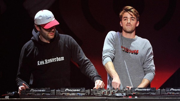 The Chainsmokers Raih Best Dance Recording Lewat Dont Let Me Down