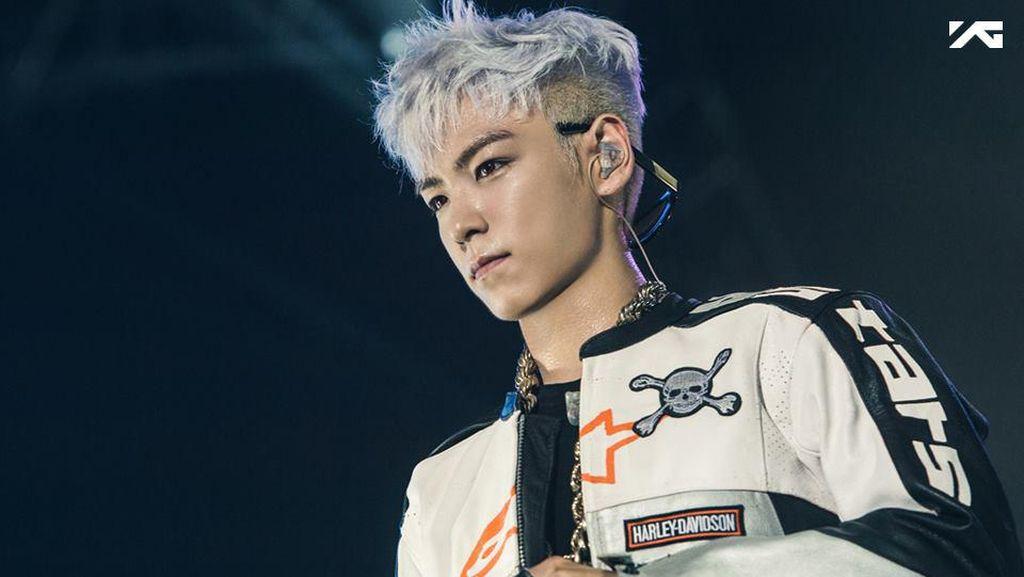 Kasus Ganja T.O.P BIGBANG Dilimpahkan ke Kejaksaan