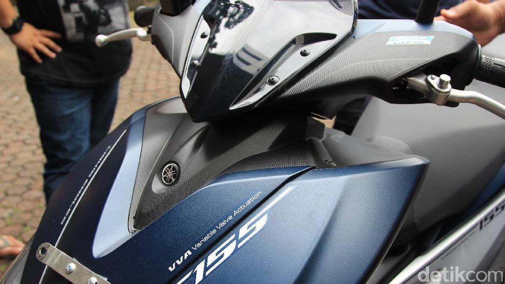 Buka Pesanan Lewat Online, Yamaha Sediakan Aerox Secara Terbatas