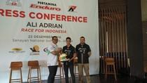 Ini Alasan Ali Adrian Balapan di Supersport 300