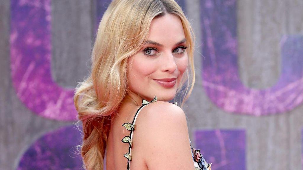 Margot Robbie Pernah Tampar Leonardo Dicaprio