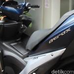 Yamaha AEROX 155 di Malaysia Dijual Rp 32,6 Juta