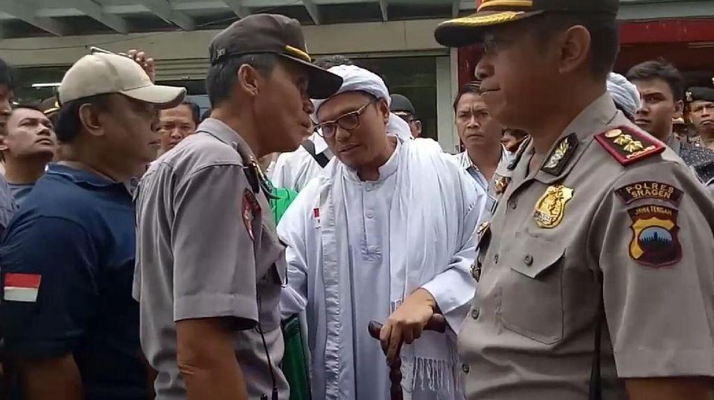 Kisah Polisi Cegah FPI Sweeping Atribut Natal Jadi Viral