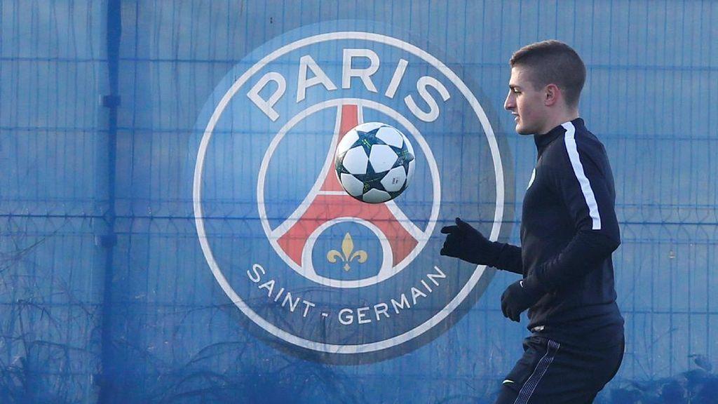 Verratti Harap Juventus Balaskan Kekalahan PSG dari Barcelona