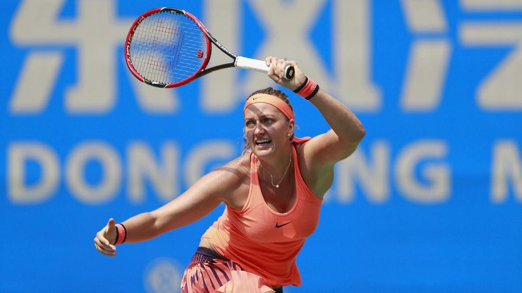 Pulih dari Cedera dan Trauma, Petra Kvitova Mulai Berlatih Kembali