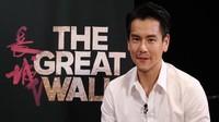 Cara Eddie Peng Yakinkan Dunia Jika Asia Punya Aktor Sekelas Hollywood