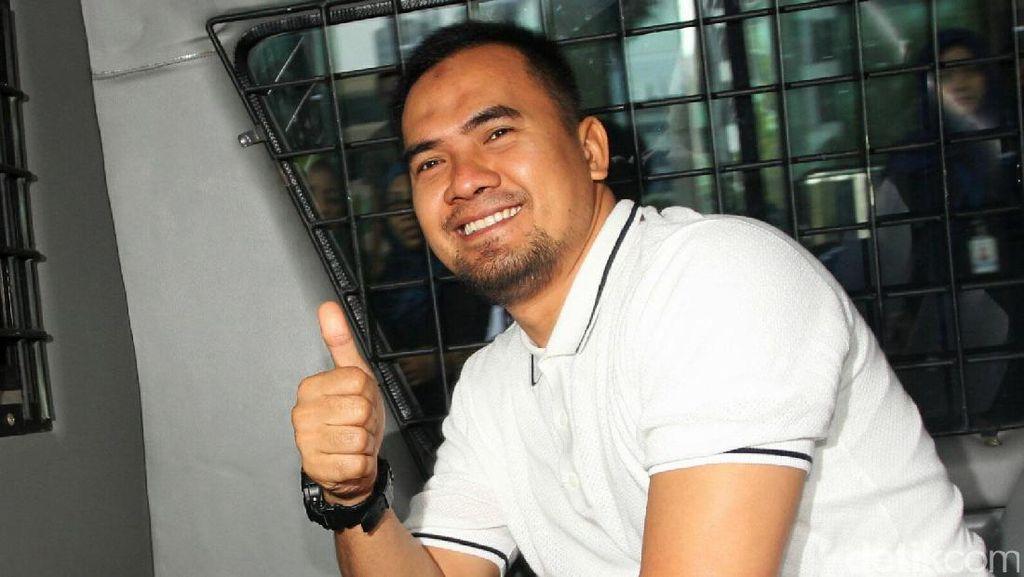 Saipul Jamil Jadi Tersangka Korupsi Terkait Kasus Suap Majelis Hakim