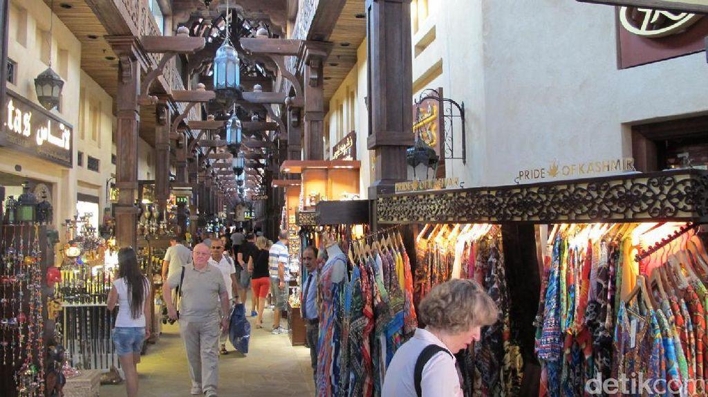 Ini Tempat Belanja Paling Spesial di Dubai