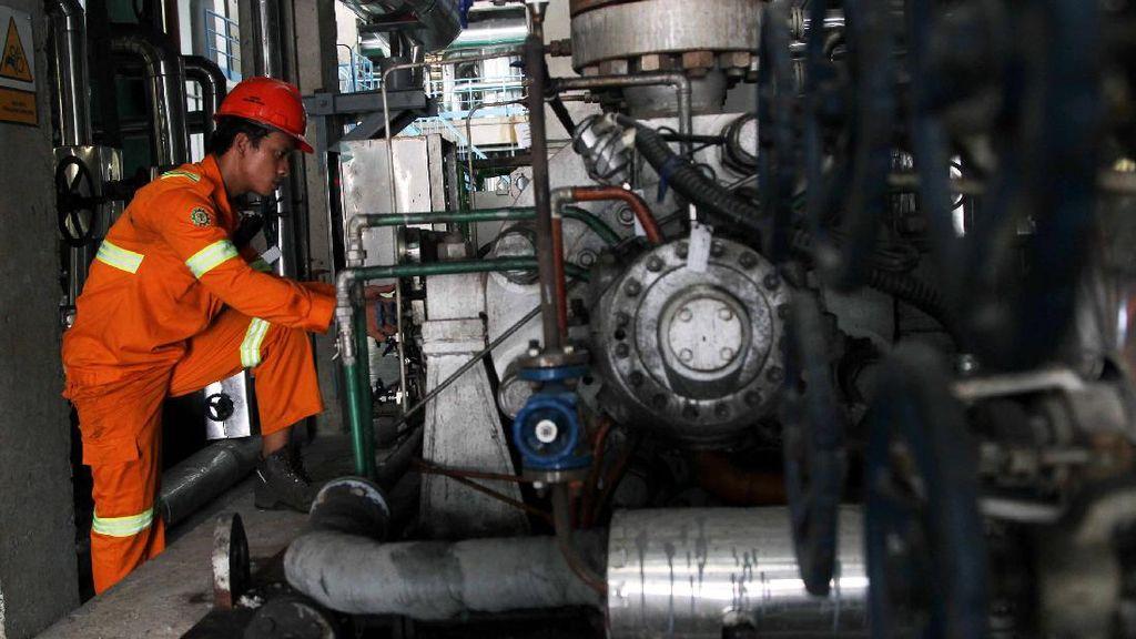 Perusahaan Iran Bidik Bisnis Perawatan Pembangkit Listrik RI