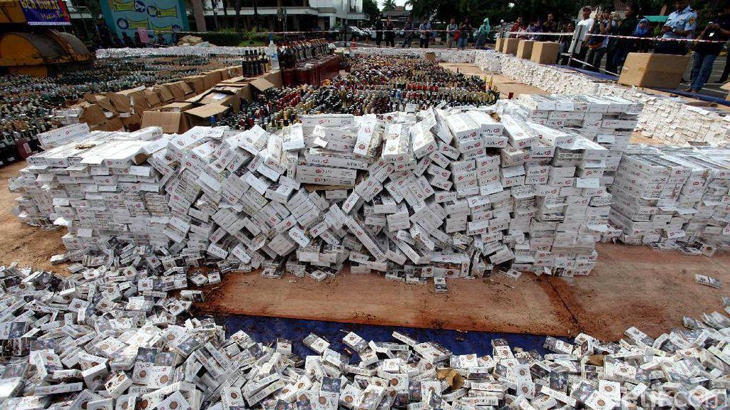 Bea Cukai: Barang Sitaan Tak Dijual Via Medsos, Tetapi Dilelang