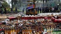 Jelang Nyepi, 670 Liter Arak Bali Disita Polisi di Denpasar