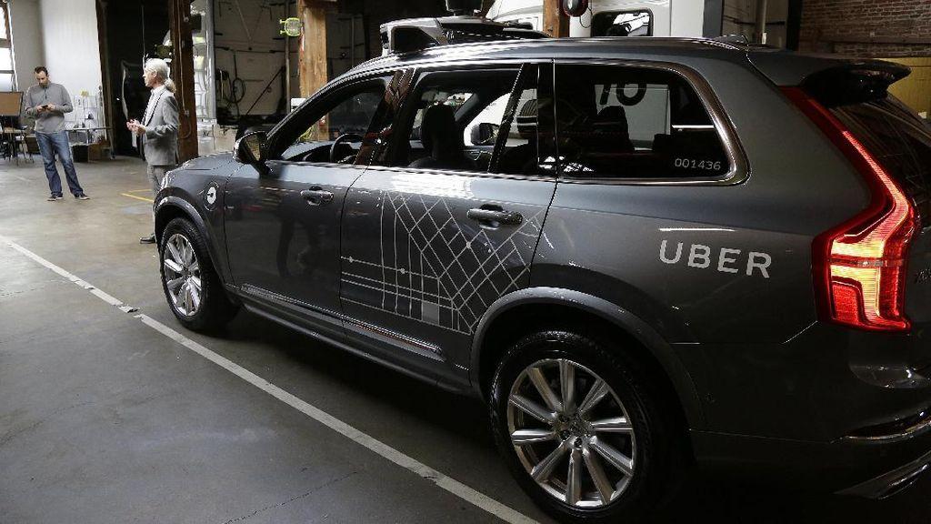 #DeleteUber Bikin Uber Kehilangan 200 Ribu Pengguna