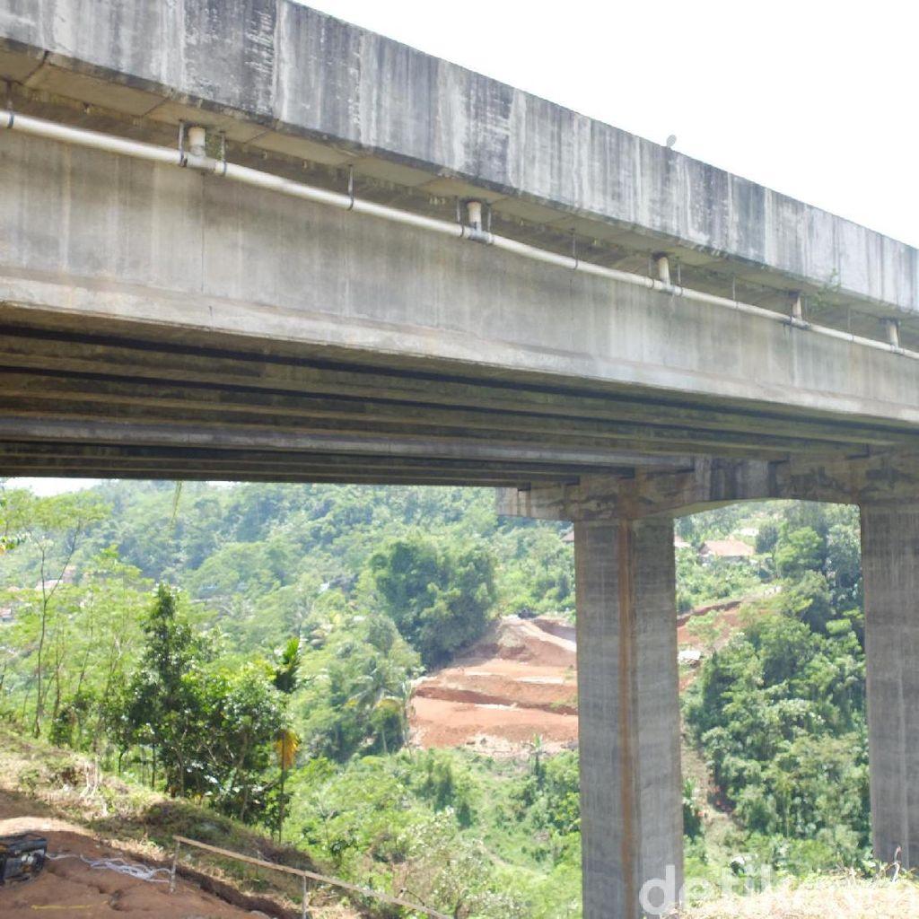 Bus Bisa Lewati Jembatan Cisomang, Jasa Marga: Berat Maks 15 Ton
