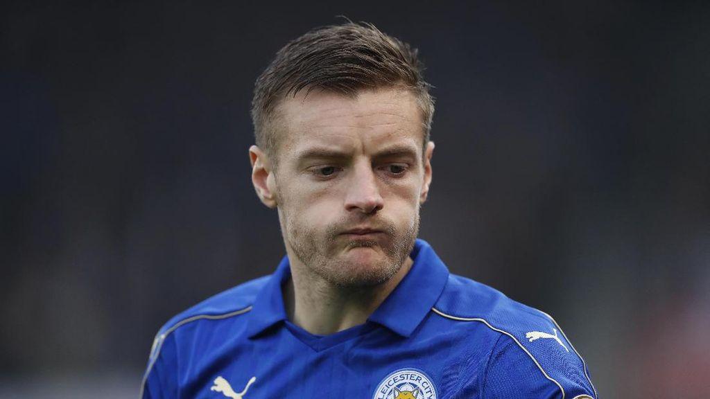 Leicester Tawarkan Keamanan Tambahan untuk Vardy