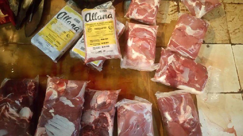 Bulog Bakal Impor 5.000 Ton Daging Kerbau dari India Pekan Depan