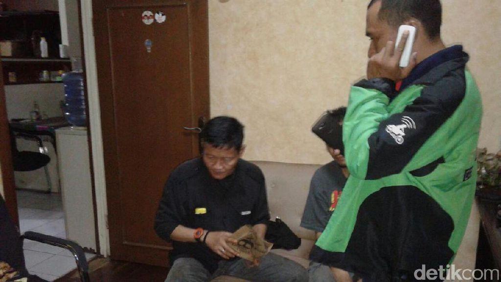 Polisi Tangkap Pengirim Sabu Pakai Go-Jek