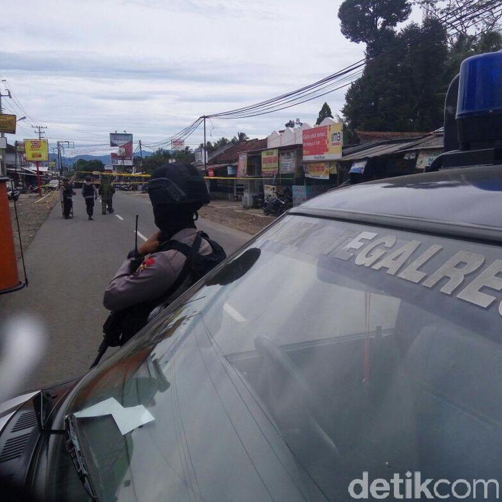 Tas yang Diledakkan Polisi di Dekat Pasar Magelang Berisi Bom Rakitan