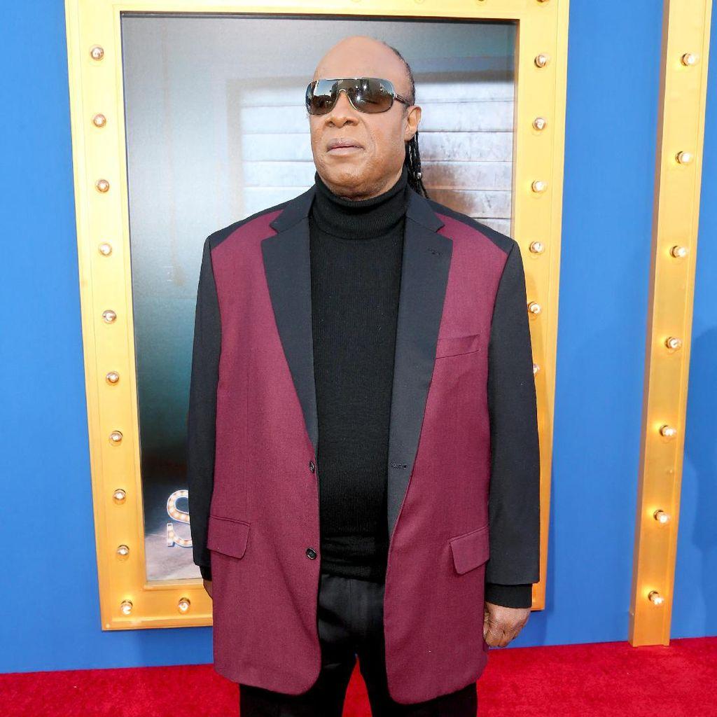 Stevie Wonder Akhirnya Nikahi Kekasih Setelah Dikaruniai 2 Anak